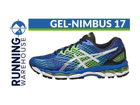Sepatu Asics Gel Nimbus 17 c2uwrzww discount asics gel nimbus 17 mens