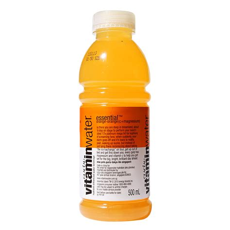 hi energy water healthy health is wealth vitaminwater glaceau