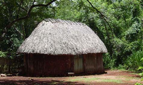 mayas house archaeofacts subsistence