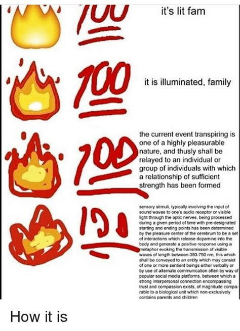 If Its It Cant Be Lit by 25 Best Memes About Its Lit Fam Its Lit Fam Memes
