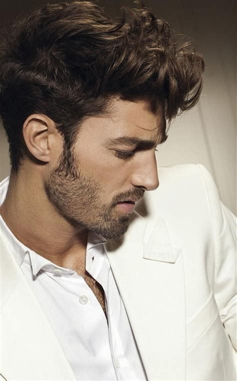 gq haircuts for curly hair pompadour curly hairstyles for men hair pinterest
