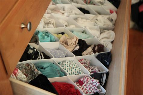 Sock Drawer Organization by Tips Tools For Affordably Organizing Your Closet Momadvice