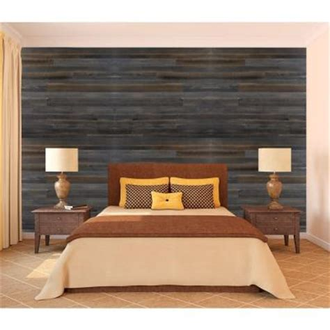 home depot interior wall panels mono serra wall design 3 8 in x 22 in x 96 in antik faux barn wood hton embossed panel
