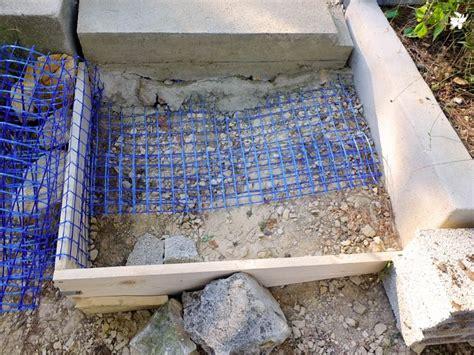 sacr 233 chantier comment faire un escalier en b 233 ton ext 233 rieur be frenchie