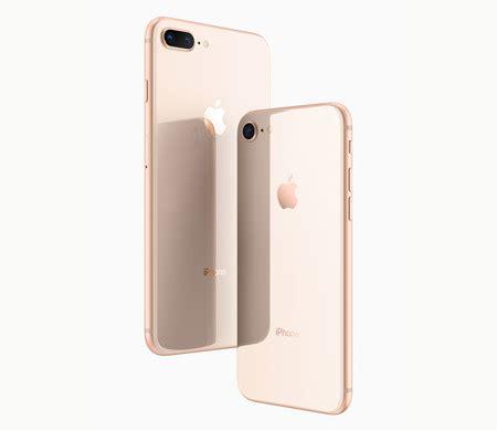 imagenes iphone 8 rosado iphone 8 y iphone 8 plus comparativa de caracter 237 sticas