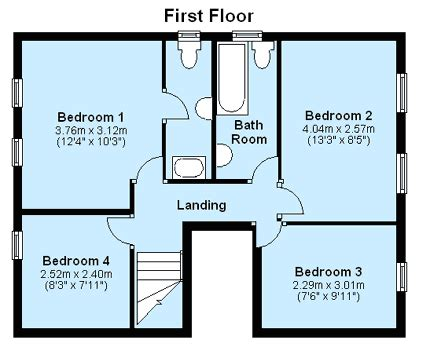 house floor plans uk home co uk professional floor plans for your property