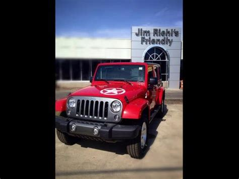 Friendly Chrysler Jeep Warren by Jim Riehl S Friendly Chrysler Jeep Car Dealership In