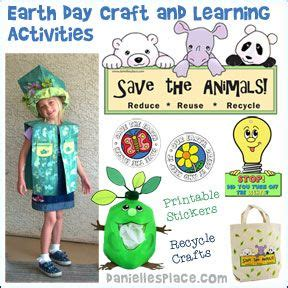 17 Best Images About Earthday Crafts Amp Ideas On Pinterest