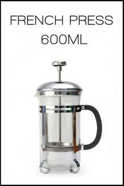 Alat Coffee Press manual brewing wow pikopi