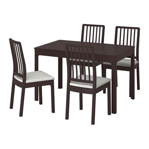 ikea dining room table and 4 chairs ekedalen ekedalen table and 4 chairs ikea