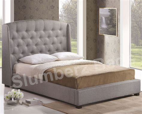Fabric Bed by Sorrento Fabric Bed Frame