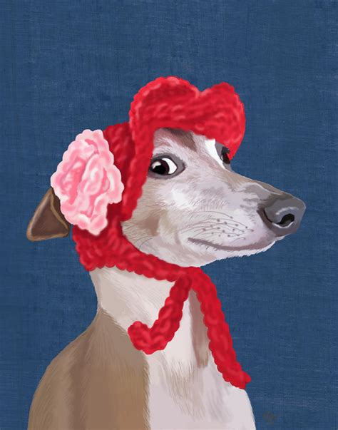 greyhound knitted hat pattern greyhound knitted hat digital by mclaughlan
