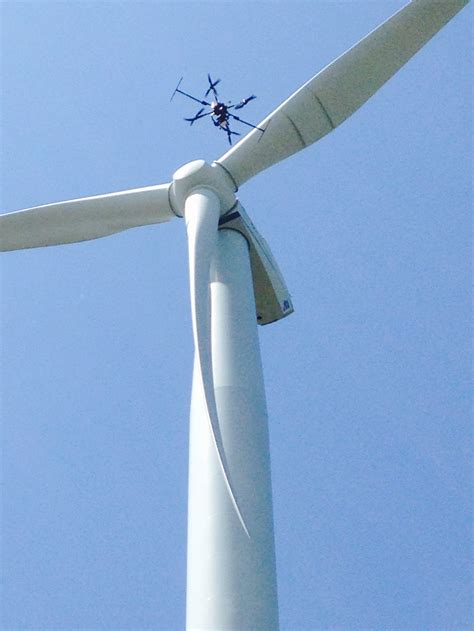 Fcb Drone droneview technologies signs agreement with abs to inspect aerial wind turbines