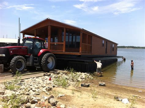 floating vacation homes for sale on lake texoma are luxury