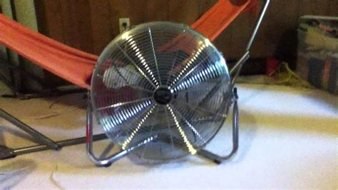 Hton Bay Floor Fan by 20 Quot Hton Bay High Velocity Fan