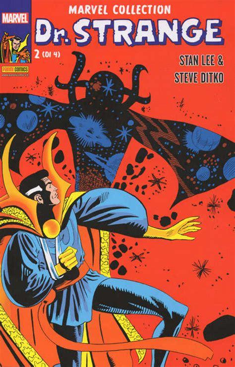 dottor strange il mago supremo marvel collection dr strange sbam comics