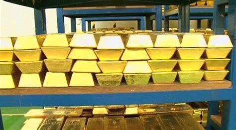 Reel Catfish Toronto 3000 Gold 探访英格兰银行地下金库 4600吨金砖超3000亿美元 嵊州新闻网