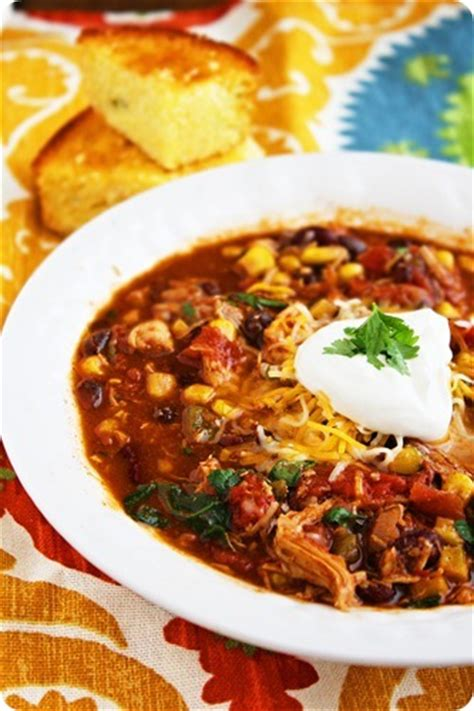 chicken chili recipe slow cooker
