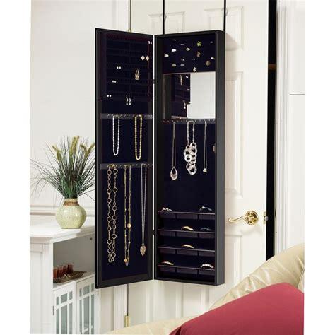 jewelry armoire over the door mirror cabinet over the door jewelry mirror images