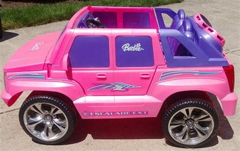 pink jeep power wheels dead power wheels battery maybe you can trick it back to