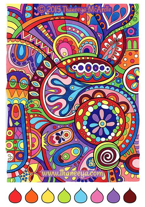 cool coloring books color cool coloring book by thaneeya mcardle thaneeya
