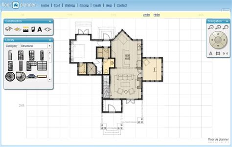 Floorplanner Online online floor planner rocks the house constant craftsman