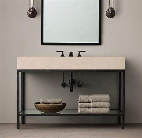 basement vanity solution rh inspiration future ikea hack