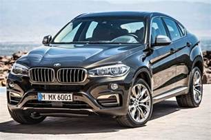 Bmw Suv 2015 2015 Bmw X6 Suv Pricing Features Edmunds