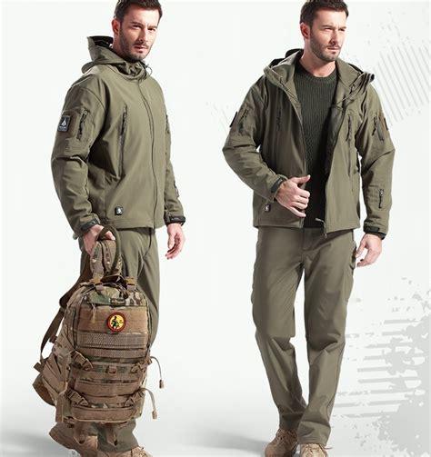 Jaket Tad Tactical tactical jacket lurker shark skin soft shell sport outdoor waterproof ebay