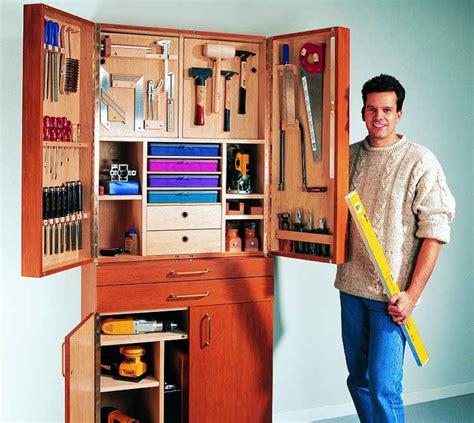werkstatt zu hause bauen werkstattschrank mit einfachen mitteln selber bauen