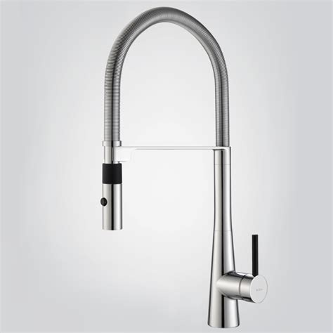 commercial style kitchen faucets commercial style kitchen faucet for residential pros