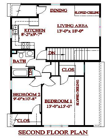 3 bedroom garage apartment floor plans cadsmith 3 bay garage with 2 bedroom apartment over plan
