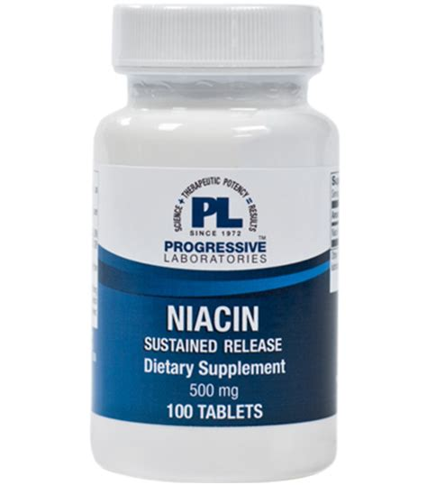 Cell Detox Niacin by Niacin Sustained Release Strand Supplements
