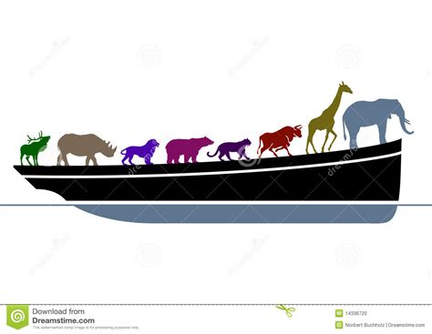 bed on boat ark noah s ark stock photo image 14336720