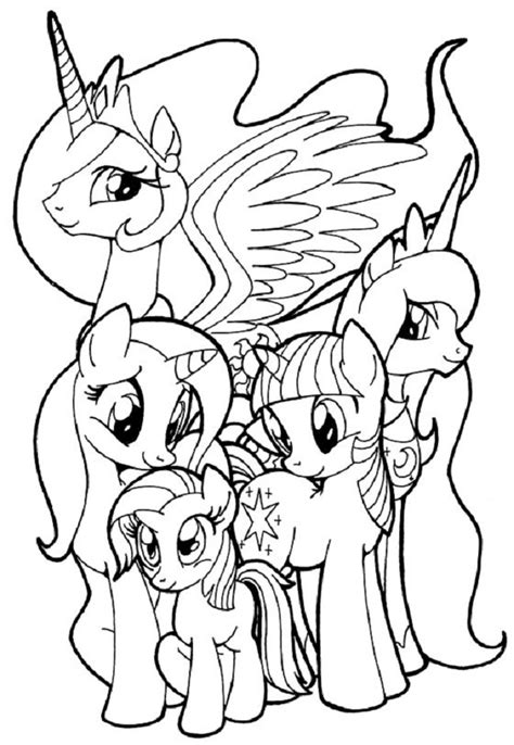 Mlp Fim Coloring Pages Coloring Pages Pinterest Mlp Mlp Fim Coloring Pages