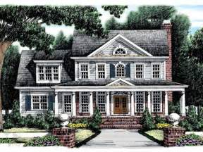 E Plans House Plans by Eplans Greek Revival House Plan Southern Classic 2426