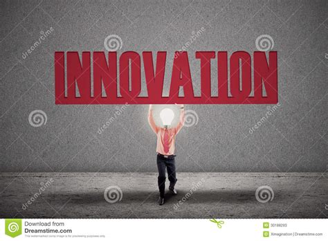 Term For Light Headed by Bright Light Bulb Innovation Stock Photos Image 30188293