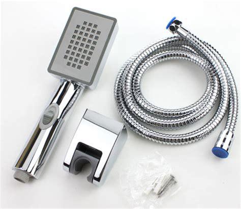 square handheld showerhead h862 | high pressure shower heads