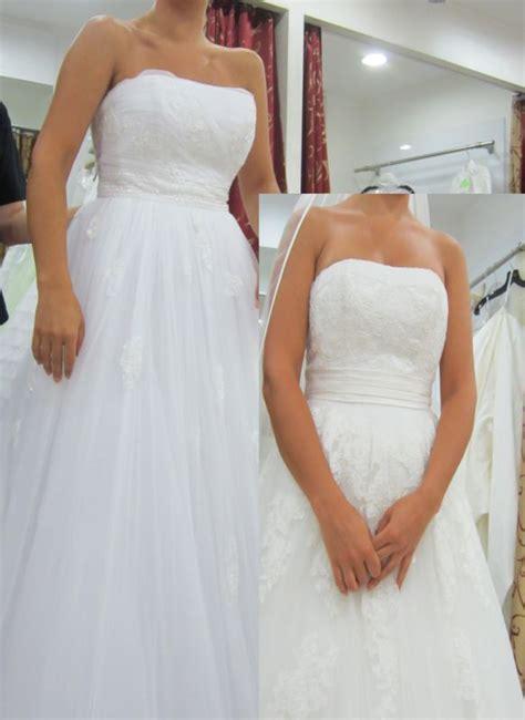 help white or ivory wedding dress weddingbee