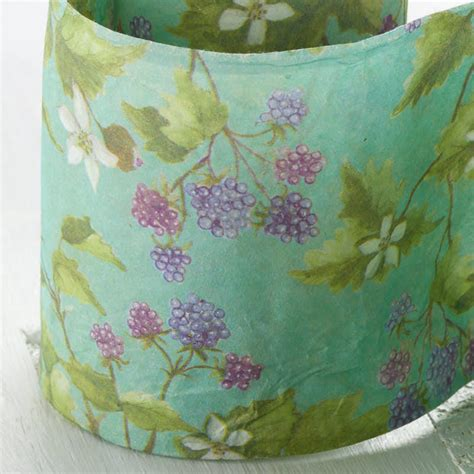 Shabby Chic Floral Paper Wired Ribbon Ribbon And Trims Shabby Chic Ribbon