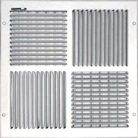 Hvac Ceiling Registers by Speedi Grille Ceiling Or Wall Register With 4 Way Deflection Sg 1414 Cw4 14 Quot X 14 Quot
