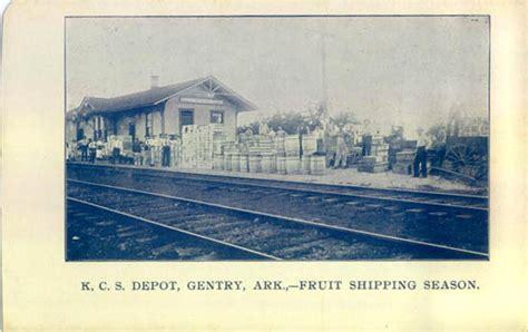 postcards from benton county arkansas