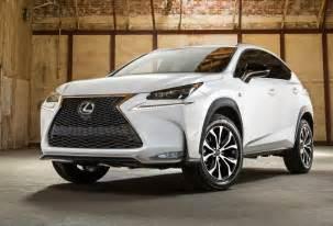 Nx Lexus 2015 Lexus Nx U S Specs Confirmed