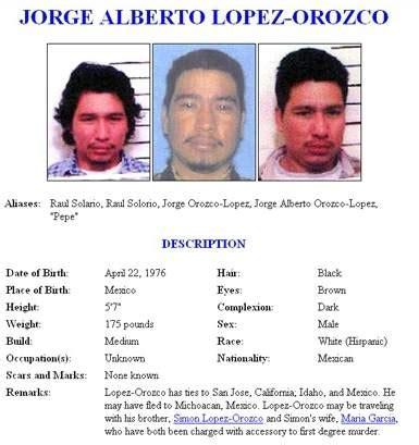 cadenas perpetuas en mexico tres cadenas perpetuas para un mexicano que mato a tiros a