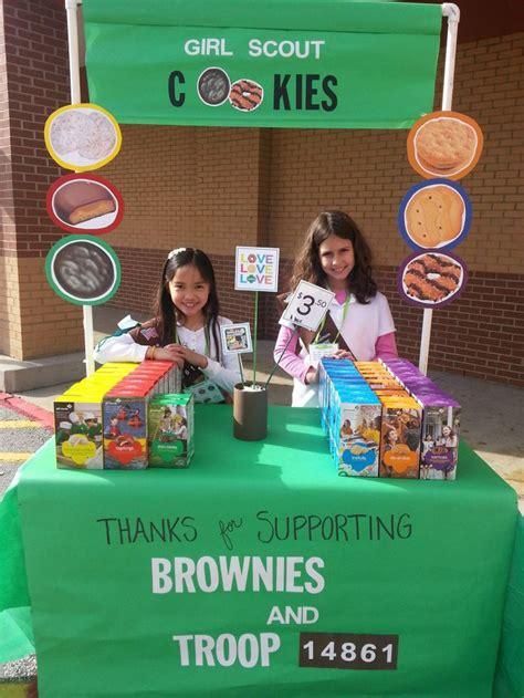 themes for girl scout c 17 best images about girl scout cookies on pinterest