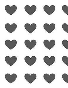 conversation heart macarons with vanilla elderflower