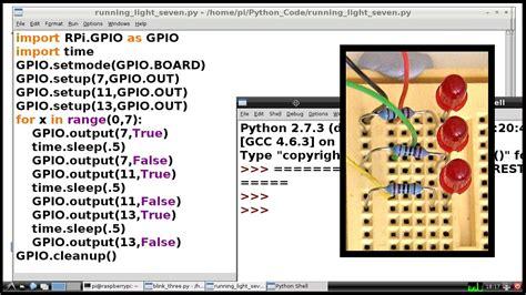 raspberry pi python tutorial gpio raspberry pi robotics 1 gpio control youtube