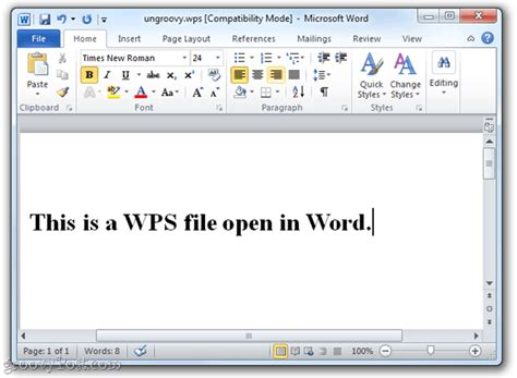 file format converter in microsoft word the easy way to convert microsoft works wps files to
