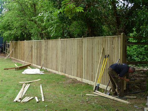 Landscape Fencing Garden Fencing Ljn Posts Landscape Juice Network