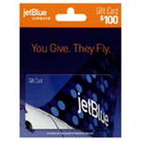 Jetblue Gift Card - get dietary compatibility for gift card